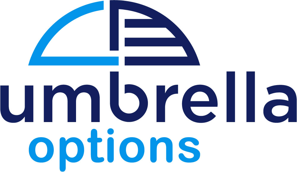 umbrella options logo